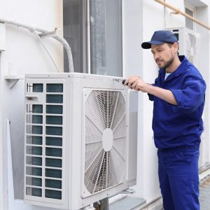 ac condenser stopped working